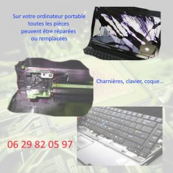 Remplacement clavier