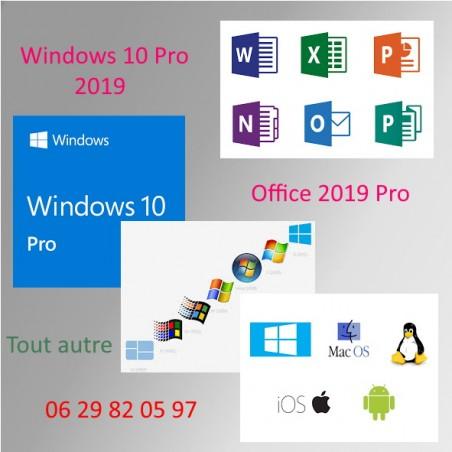 Windows 7 Edition Familiale Premium 64/32 bits -30€ TTC-